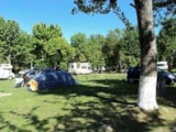 Pitch - Pitch + tent - Camping Rialto