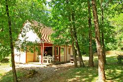 Rental - R5/Chalet Rêve 38m², air-conditioning, sheltered terrace - Village de la Combe