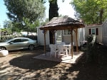 Mietunterkünfte - Mobilheim Confort+ Mini O'Hara 19 m² - Saturday - Camping Club Cayola