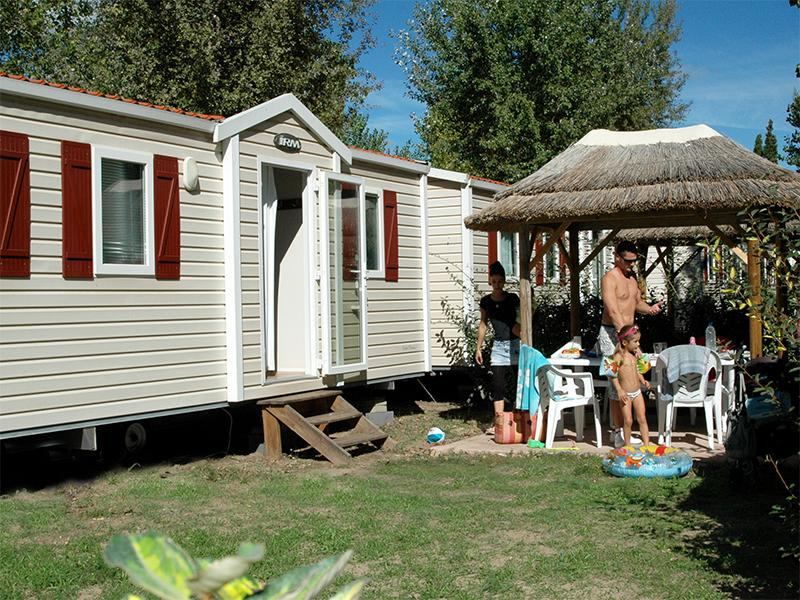 Services & amenities Camping Club Cayola - Vias Plage