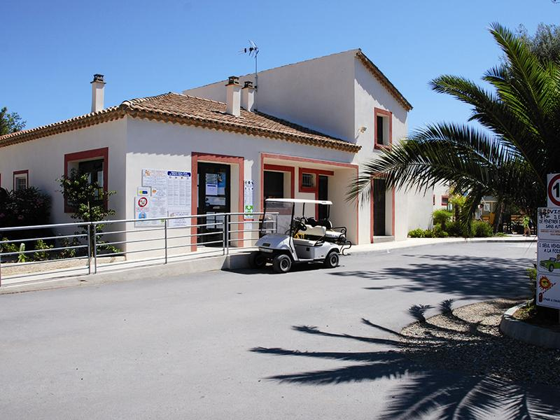 Wheelchair friendly Camping Club Cayola - Vias Plage