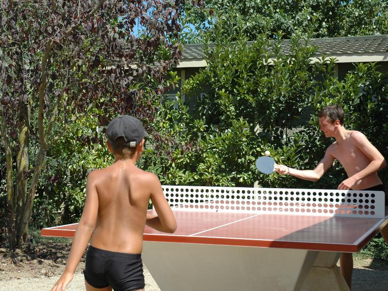 Sport activities Camping Club Cayola - Vias Plage