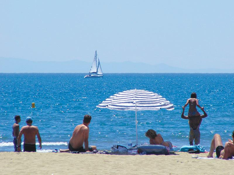 Beaches Camping Club Cayola - Vias Plage