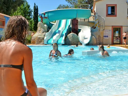 Bathing Camping Club Cayola - Vias Plage