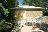 Rental - Canvas Bungalow Without Toilet Blocks - Camping le Merval