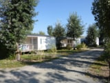 Rental - Mobile Home Éco 26M² 2 Bedrooms - Camping le Merval