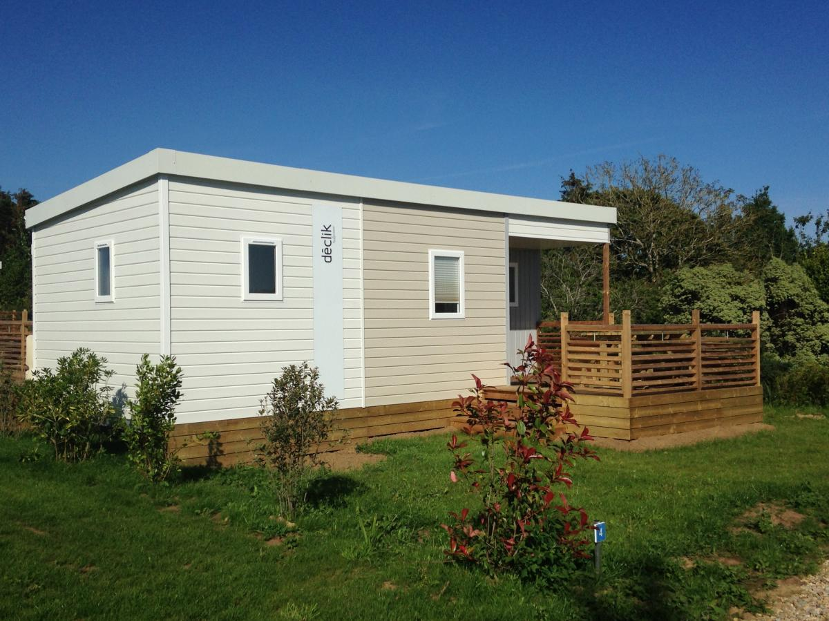 Mobil home 25m²