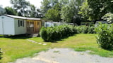 Rental - Mobil-home  3 bedrooms - Camping Le Clupeau