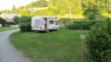 Pitch - Camping-car pitch - Camping Le Clupeau