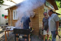 Entertainment organised Camping Le Clupeau - Cherveix Cubas