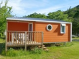 Rental - Mobile home Loggia 2 bedrooms - 4 pax. - Camping La Turelure