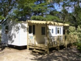 Rental - Mobile home Comfort 3 bedrooms - 6 pax. - airconditioning - Camping La Turelure