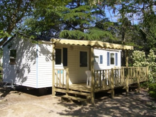 Mobile home Comfort 3 bedrooms - 6 pax. - airconditioning