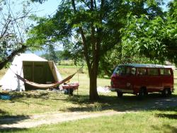 Etablissement Camping La Turelure - Uzer