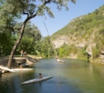 Beaches Camping La Turelure - Uzer