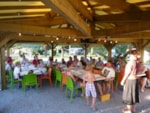 Entertainment organised Camping La Turelure - Uzer