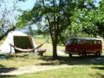 Establishment Camping La Turelure - Uzer