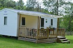 Locatifs - Mobil-home Domino - Camping du Lac