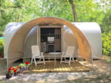 Rental - Coco-Sweet 2 Bedrooms - Camping le Moulin du Roy