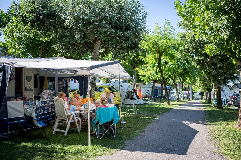 Emplacement - Emplacement Top Du N 15 Au N 29 - Camping Fossalta