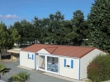 Rental - Chalet 3 Bedrooms 77 M² - Camping Les Logeries