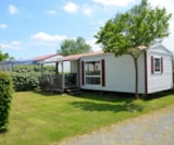 Rental - Mobile-Home 2 Bedrooms Loggia 26 M² - Camping Les Logeries