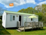 Rental - Mobile-Home Atlantis 26M²  2 Bedrooms - Camping Les Logeries