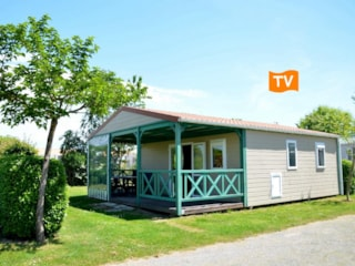 Mobile-Home 2 Bedrooms 40 M² Sesame