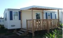 Mobile Home DOMINO 2 bedrooms 25.2m²  + WIFI