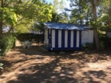 Rental - Bungalow TITOM / 2 bedrooms - Camping Village Grand Sud