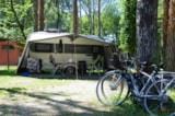 Pitch - Duo Plus Package (1 Tent, Caravan Or Motorhome / 1 Car / Electricity 10A) - Camping l'Art de Vivre