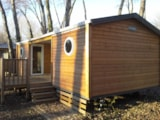 Rental - Mobile Home O'hara Casa Rhum  (2 Bedrooms) + 2 Bathrooms - Camping l'Art de Vivre