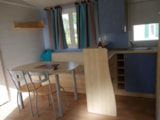 Rental - Mobile home Pacifique 26m² - Camping de la Gères