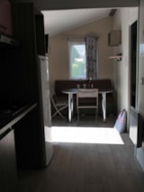 Rental - Mobile home Andaro 32,50m² - adapted to the people with reduced mobility - Camping de la Gères