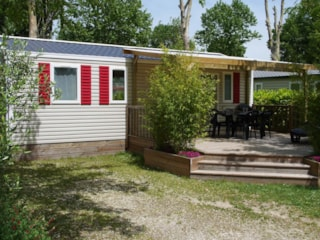 Mobile Home Bermudes 31 M²