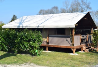 Tent Lodge Kenya 34,50 M² - No Bathroom