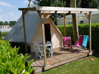Tipi Maya 24 M² -  No Bathroom