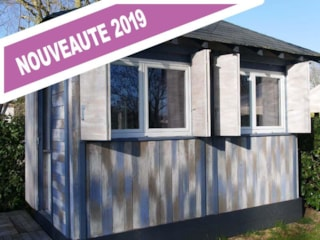 La Cabane - 9 M² - Without Toilet Blocks - 2019