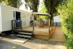 Wheelchair friendly Camping de la Gères - SURGERES