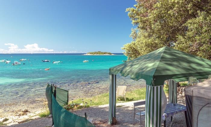 Emplacement - Emplacement Premium Mare - Camping Mon Perin