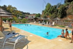 Bathing Camping Torraccia - Cargese