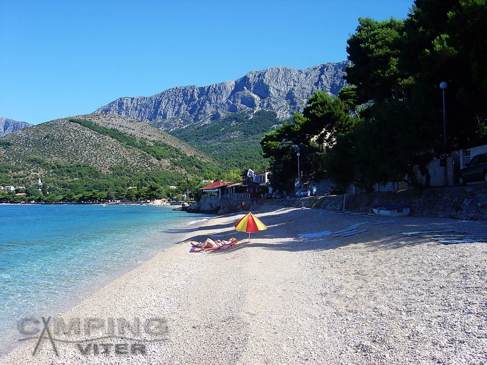 Plages Camping Viter - Zaostrog