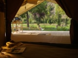 Rental - Canadian Tent 25m² (2 bedrooms) + terrace (without toilet blocks) - CosyCamp