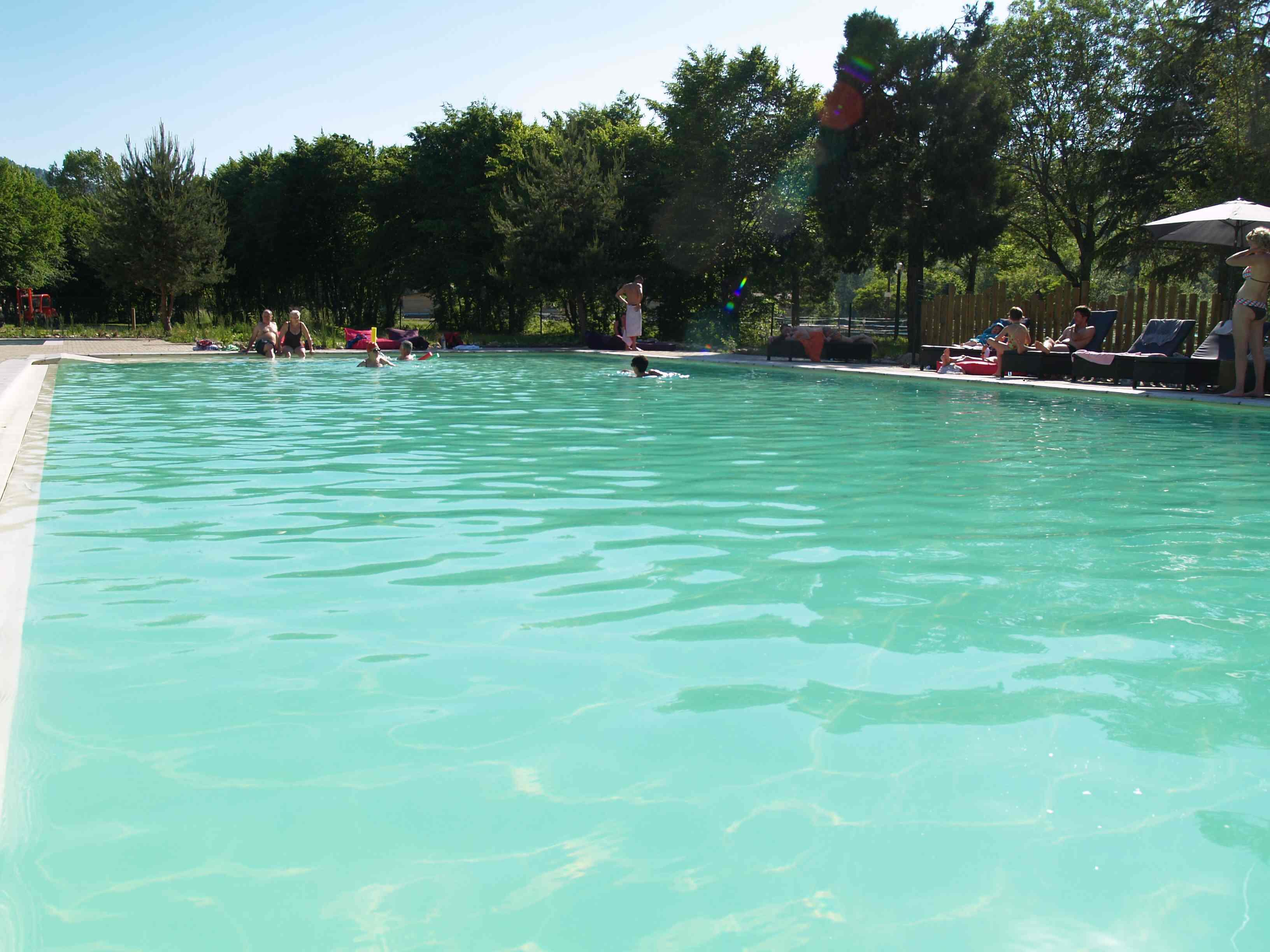 Cosycamp camping les ribes 43800 chamali res sur loire - Horaires piscine chamalieres ...