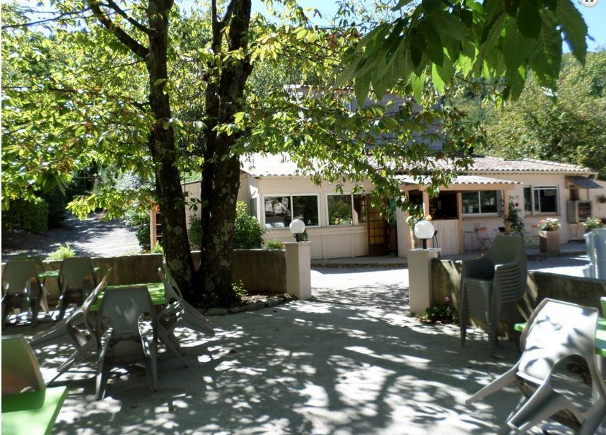 Establishment Camping Le Verdier - Saumane