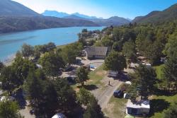 Establishment Camping De La Plage - Alpes, Vercors Et Trièves - Treffort