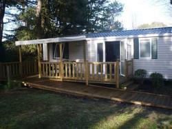 Mobile-Home Pmr 32M² - 2 Bedrooms - Adapted To The People With Reduced Mobility
