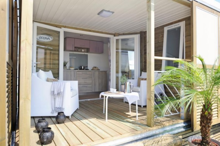 Cottage Xxl 40 M² - 2 Chambres + Climatisation + Tv