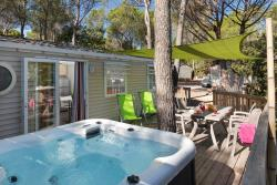Cottage Family Spa Luxe 35 M² - 3 Bedrooms + Air Co & Tv + Spa