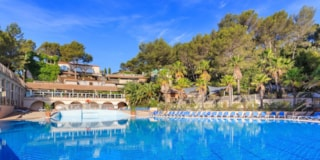 Camping Holiday Green - Fréjus